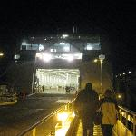 Boarding the ferry, Prince Rupert, Canada, September, 2010
