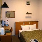 Asia Center of Japan Hotel - semi-double room