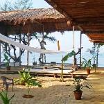 Oasis Resort garden