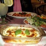 Monna Lisa meal