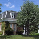 Newboro House in summer