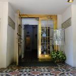 Park Hotel Front Doors