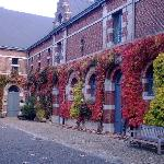 Castle of Jehay, Belgium (former stables)