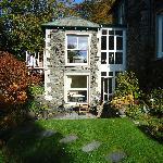 Applethwaite room from garden