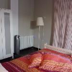 """Stanza doppia, indicata al momento della prenotazione come con """"due sedie e terrazza privata"""""""