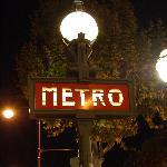 Metro close by