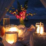 Private Candelight Dinner