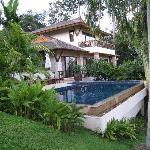 3 bed room villa