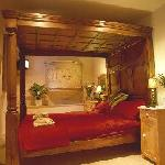 Four Poster Double Ensuite Room