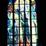 Una vetrata
