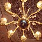 lampara de la habitacion