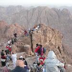Le Mont Sinaï à pied et/ou en chameau