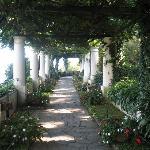 Loggia Villa San Michele
