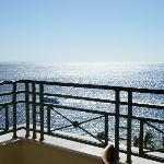 Sea view.