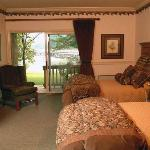 The Ridges Resort & Marina offers the ambience of a rustic getaway with all of the conveniences