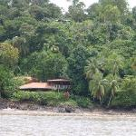 Jinetes from the boat