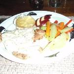 Example of a dinner
