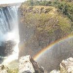 Victoria Falls-Rainbo