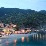 Monterosso old town.