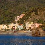 Monterosso new town.