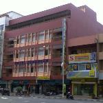 BANGUNAN HOTEL