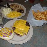 Gravy - burger, liver & onions