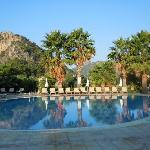 Poolside at Dalyan