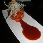 Tuna Tartare at Chom Chom NYC