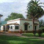 Exterior de Habitaciones Coloniales