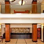 Marriott Fairfield Inn & Suites San Francisco Airport Hotel Lobby
