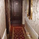 Rialto room hallway