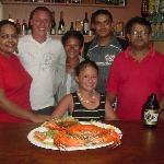 Shephard & Family @ Outback Fiji
