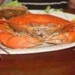 Mud Crab In Garlic N Ginger Sauce