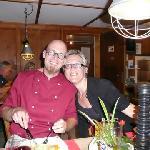 Rolli und Sandra: jederzeit im Einsatz