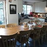 The Kitchen/Breakfast room