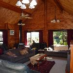 Lounge St Arnaud House