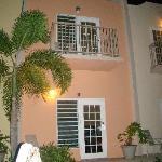 Villas AT nIGHT