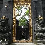 Entrance to Tirta Arum