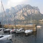 View from Villa Giulia