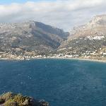 View overlooking Plakias