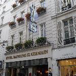 Photo de Hotel Dauphine Saint Germain