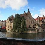 One of the Brugge Canals