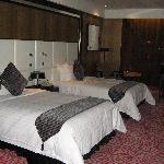View of room - twin beds