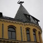 Cat House, Riga