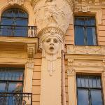 Art Deco in Riga