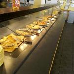 Pizza , Pasta and Salad Buffet