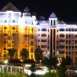 Hotel Fulya bei Nacht