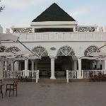 Die Strandbar, wo man wunderbare Hotdogs essen kann