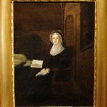 Marie-Antoinette à la prison du Temple.
