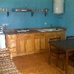 Bungalow 7 places (intérieur)